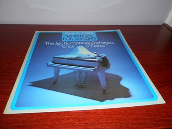 Les Humphries Singers - Worldhits For Dancing (LP) EX/VG+