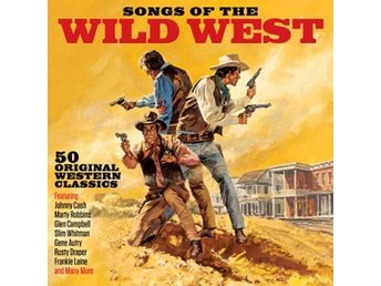 Songs of the Wild West (2 CD)