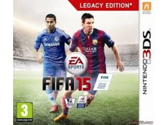 FIFA 15 - Legacy Edition - Nintendo 3DS