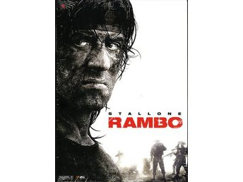 2st DVD STALLONE-RAMBO+EXPANDABLES 2