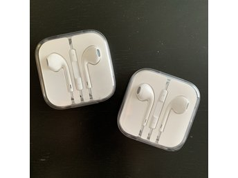 2 par Apple Earpods hörlurar ( iphone ipad ipod mp3-spelare )