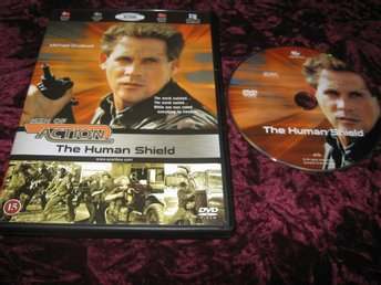 THE HUMAN SHIELD (MICHAEL DUDIKOFF,TOMMY HINKLEY)DVD REG2