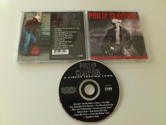 Philip Claypool - A Circus Leaving Town (1995)