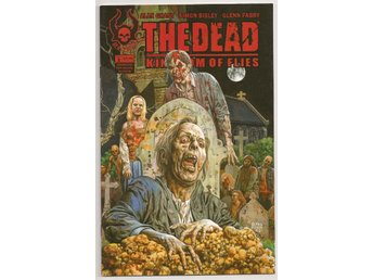 The Dead: Kingdom of Flies # 2 NM Ny Import REA!