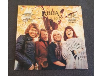 ABBA - Greatest Hits (Epic, Israel-Press)