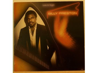LP. BILLY PRESTON - LATE  AT NIGHT. US.