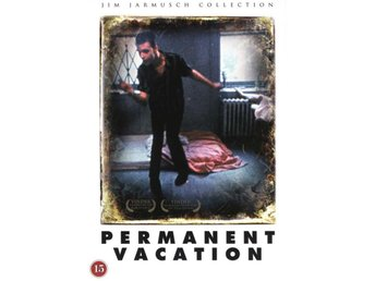 Permanent Vacation (1980) Jim Jarmusch med Richard Boes, Ruth Bolton