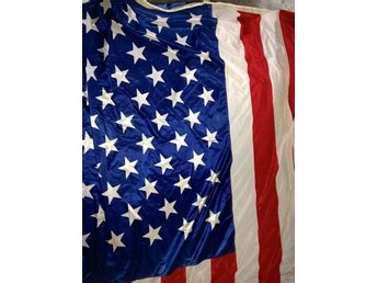 USA Flagga-184x350 cm - Gusum - USA Flagga-184x350 cm - Gusum