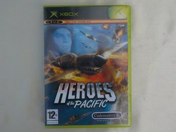 X BOX SPEL, HEROES of PACIFIC