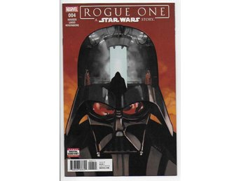 Star Wars: Rogue One Adaptation # 4 NM Ny Import