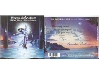 GRAEME EDGE BAND - Paradise ballroom (CD 1977/2009)