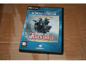 Tom Clancy's Rainbow Six 3: Raven Shield (PC)