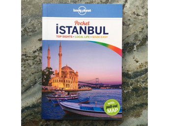 Lonely Planet reseguide pocket Istanbul