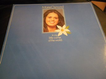 marie osmond in my little corner of the world lp