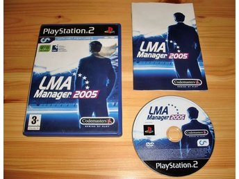 PS2: LMA Manager 2005