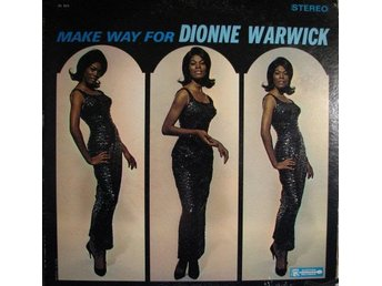 Dionne Warwick – Make way for (Scepter LP)