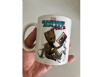 Guardians of the galaxy 2 - Mugg - Kopp