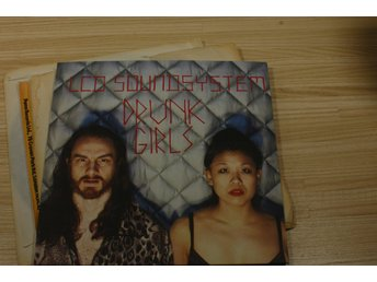 "7"" LCD Soundsystem Wooden Shjips Drunk Girls indie space rock psych"