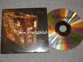 Foo Fighters - Next Year CD Singel (pappfodral)