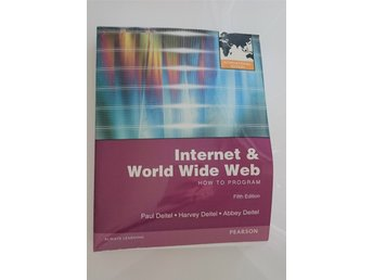 Internet & World Wide Web - How To Program