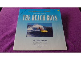 "The Beach Boys ""California Gold - The Very Best"" DLP Europe 1990"