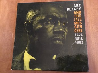 Art Blakey and the... Blue Note 4003