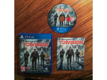 Tom Clancy's The Division - PS4 / Playstation 4 Spel