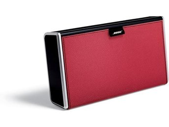 Bose fodral för SoundLink Wireless Mobile Speaker - Röd Nylon