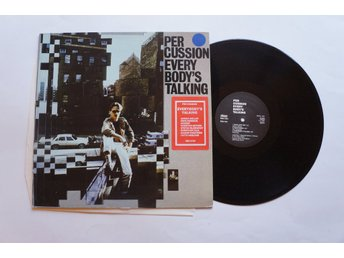 ** Per Cussion ‎– Everybody's Talking **