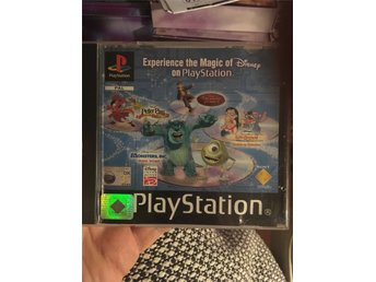 PS1 - Experience the Magic of Disney on PlayStation