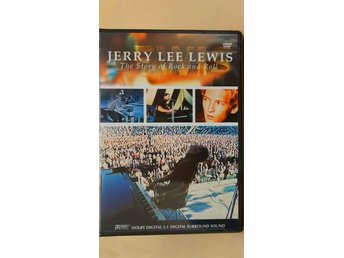 JERRY LEE LEWIS - The Story Of Rock and Roll (DVD)