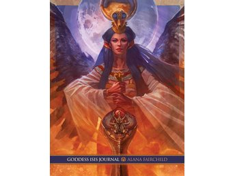 Goddess Isis Journal 9781925538168