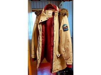 Jacka, vinterjacka 48 (420800831) ᐈ Köp på Tradera