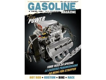 GASOLINE Magazine 2010 No:02 - NY - FRI FRAKT