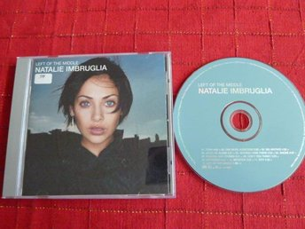 NATALIE IMBRUGLIA, LEFT OF THE MIDDLE,  CD, CD-SKIVA
