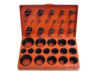 Professional 419 Piece Assorted Metric O-Ring Set