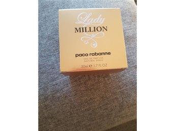 Paco Rabanne Lady Million Edp 50ml - Nacka - Paco Rabanne Lady Million Edp 50ml - Nacka