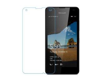Microsoft Lumia 550 Härdat Glas Skärmskydd Retail - Halmstad - Microsoft Lumia 550 Härdat Glas Skärmskydd Retail - Halmstad