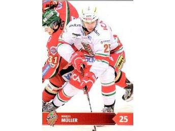 2012-2013 SHL #235, Marcel Müller, MODO Hockey - Linköping - 2012-2013 SHL #235, Marcel Müller, MODO Hockey - Linköping