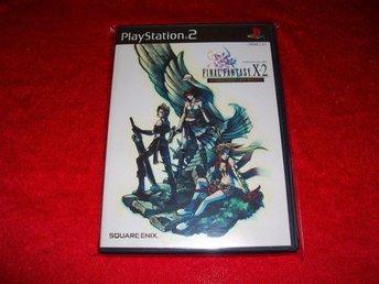 Final Fantasy X-2 International PS2 RPG JAP - Enköping - Final Fantasy X-2 International PS2 RPG JAP - Enköping
