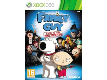 Family Guy - Back to the Multiverse - Playstation 3 - Varberg - Family Guy - Back to the Multiverse - Playstation 3 - Varberg