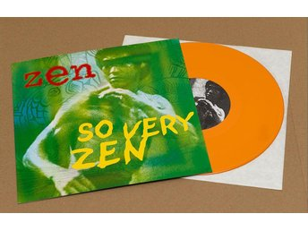Zen – So Very Zen – 10-tummare i orange vinyl – Candlemass - Saltsjöbaden - Zen – So Very Zen – 10-tummare i orange vinyl – Candlemass - Saltsjöbaden