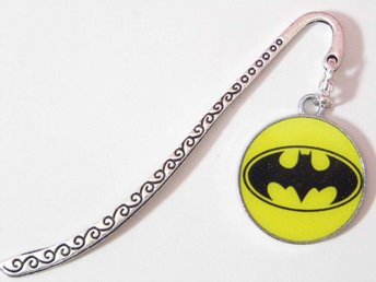 Batman bokmärke / Batman bookmark