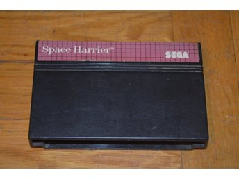 Space Harrier - Sega Master System
