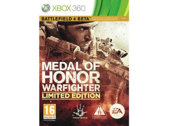 Medal of Honor: Warfighter - Limited Edition - Xbox 360