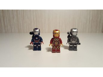LEGO MARVEL SUPER HEROES IRON MAN OCH WAR MACHINE