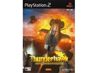 PS2 - Thunderhawk : Operation Phoenix (Beg)