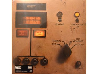 Nine Inch Nails - Add Violence (Vinyl NY) LP