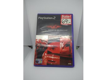 PS2 spel Total Immersion