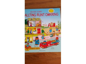 ALLTING RUNT OMKRING - RICHARD SCARRY